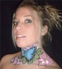 Thyroid Tattoos - Allyson Averall