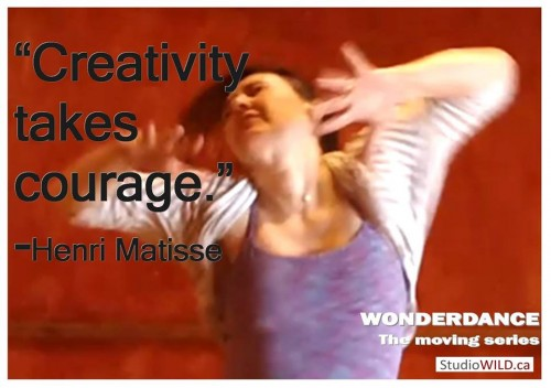 creativity-courage