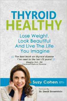 SuzyCohenBook-Thyroid-Healthy