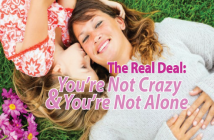 The-Real-Deal-You're-No-Crazy-And-You're-Not-Alone