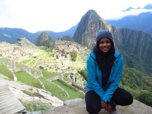 Divania Timmal Machu Picchu