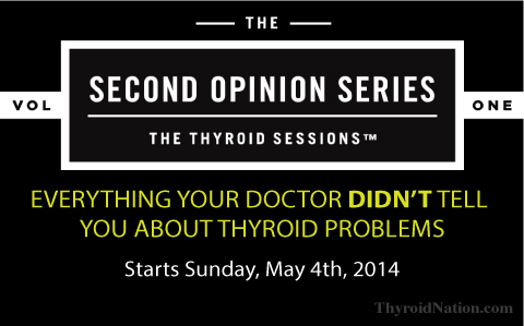 The World's First Free Online Thyroid Health Event
