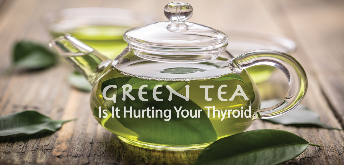 Green-Tea-Compounds-That-May-Cause-Thyroid-Issues