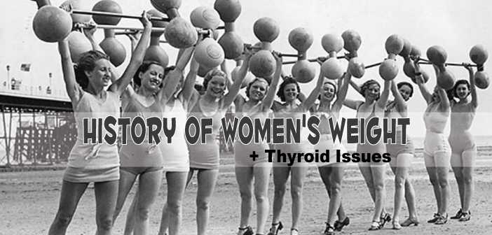 History-Of-Women's-Ideal-Weight-And-Hypothyroidism